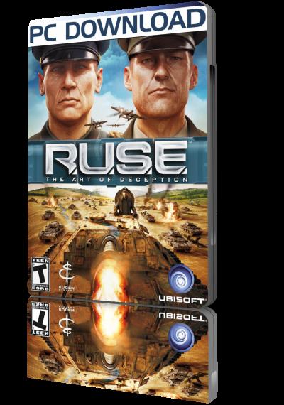 R.U.S.E. (RUSE) (Ubisoft Entertainment) (Multi 7/RUS) [RePack]