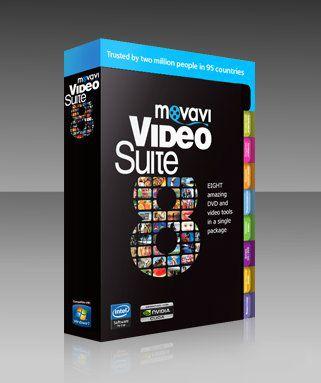 Movavi VideoSuite 8.0 (2009) RUS+ENG PC