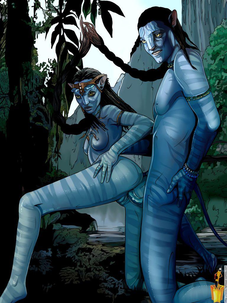 Catwoman Avatar Creampie.