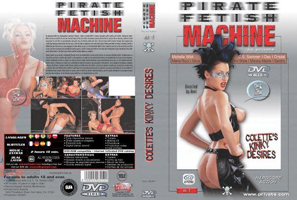 Private - Pirate Fetish Machine 1-32 /