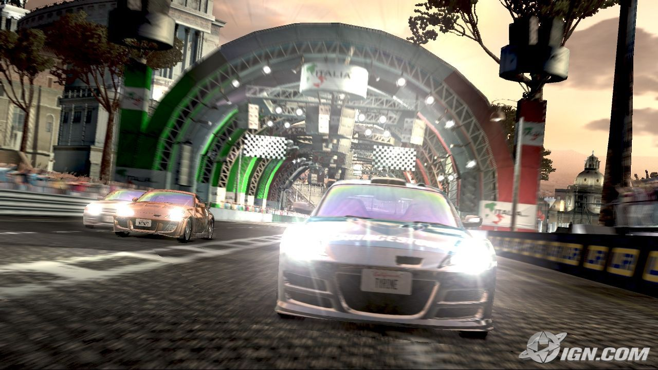 Juiced 2: Hot Import Nights (2007) [ENG] PS3