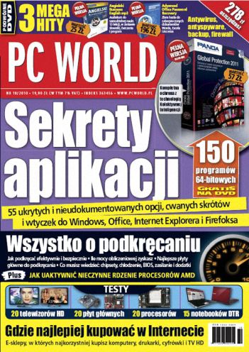 PC World  10/2010 [ wszystkie numery 2010 ]