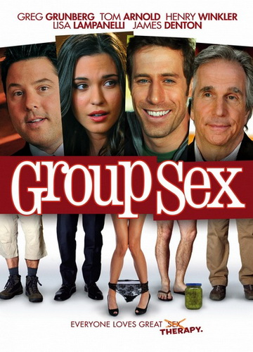 Групповуха  / Group Sex   [  2010  , комедия  , DVDRip  , 1,36 Gb  ]