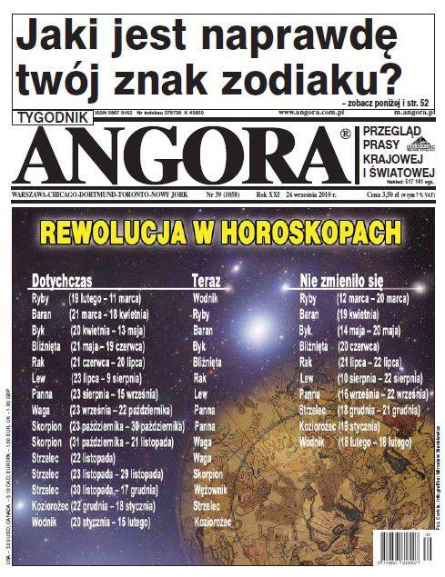 Angora  39/2010 [ i inne numery ]