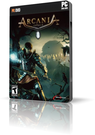Arcania: Gothic 4 JoWooD Productions (Multi5) [L]
