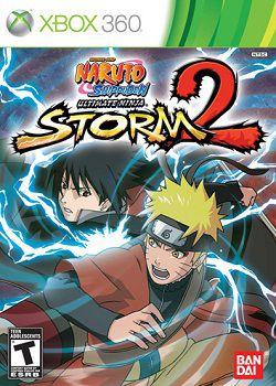 Download | Baixar  Naruto Ultimate Ninja Storm 2 – XBOX 360