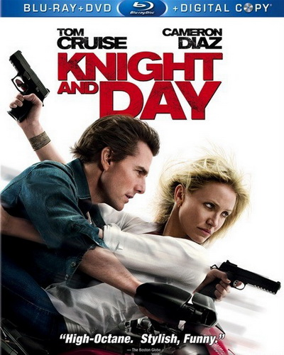 Рыцарь дня / Knight and Day (2010/BDRip/720p/1080p/HDRip/1400Mb)