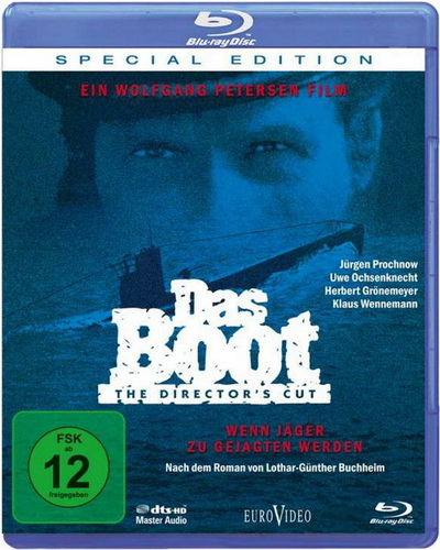 Подводная лодка / Das Boot (Director's Cut) (1981) BDRip 720p + 1080p
