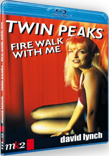 ���� ����: ������ ����� / Twin Peaks: Fire Walk with Me (1992) BDRip 720p