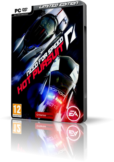 Need for Speed: Hot Pursuit 2010 (RUS)