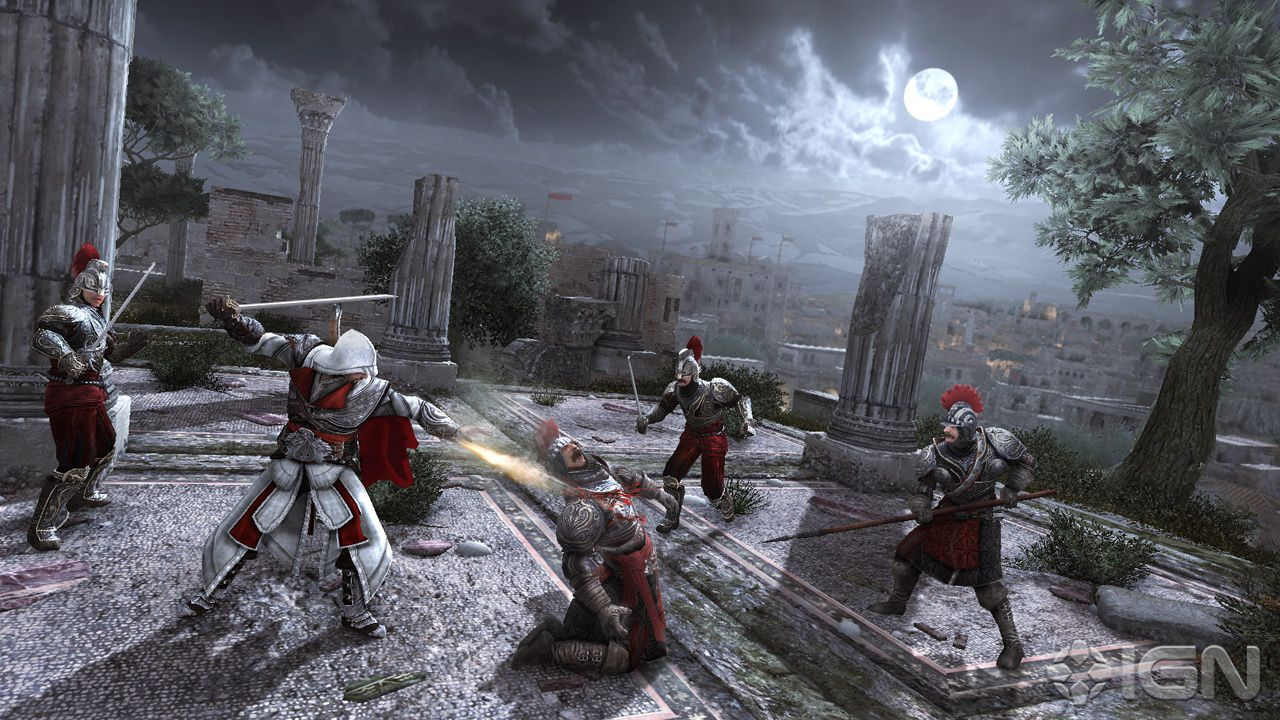 Assassin's Creed: Brotherhood [FULL] [RUSSOUND]
