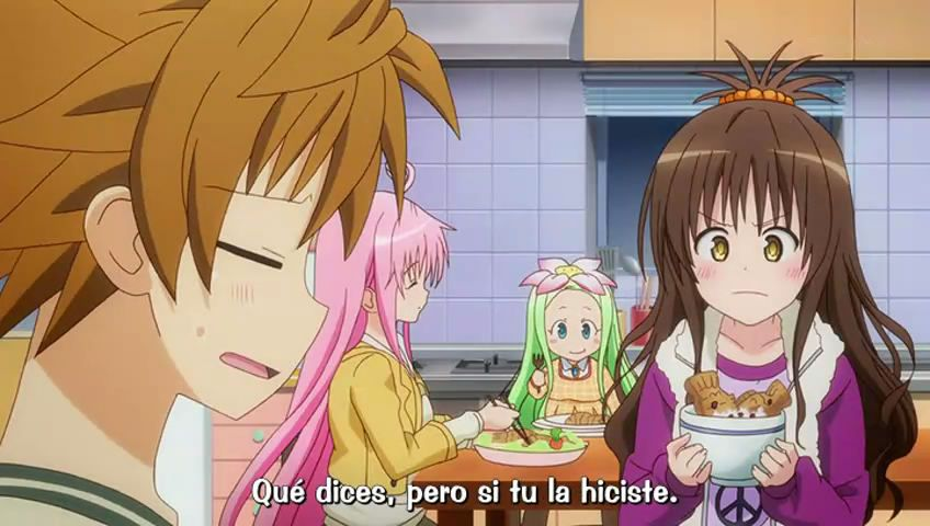 Motto To Love-Ru Trouble 8 MP4 Mediafire [50MB]