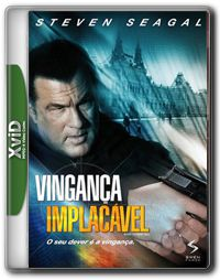 Vingança Implacável   DVDRip XviD   Dual Audio