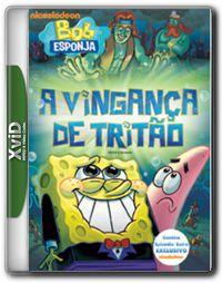 Bob Esponja – A Vingança de Tritão – DVDRip XviD   Dublado