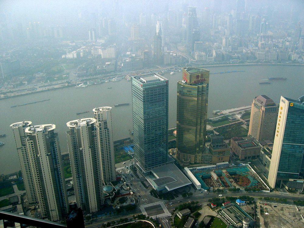Shanghai / Шанхай