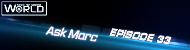 Ask Marc - Выпуск 33