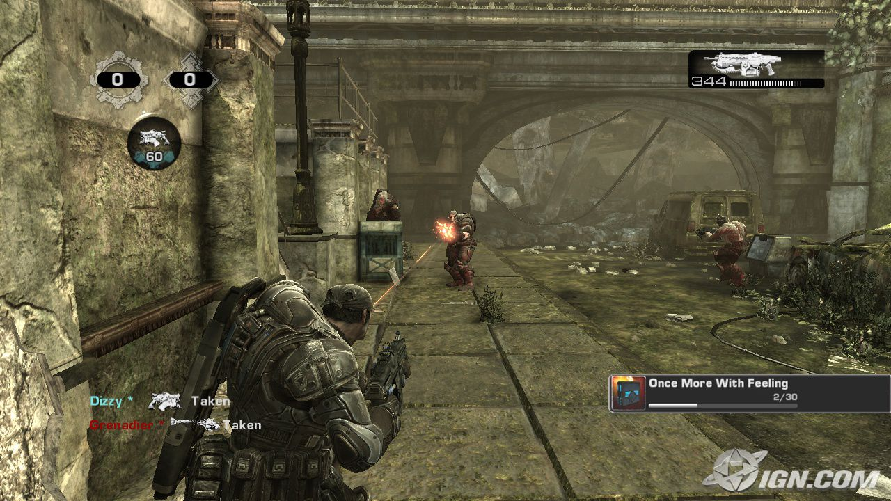 [XBOX360] Gears of War 2 [RF/RUS]