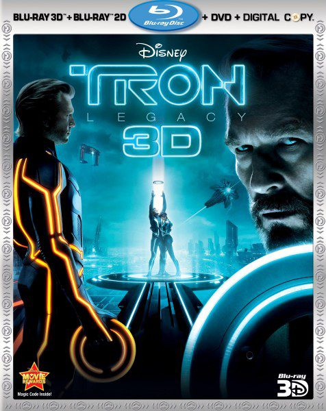 Трон: Наследие / TRON: Legacy (2010/HDRip/2100Mb/1400Mb/700Mb/BDRip AVC/2.9Gb/1.9Gb)