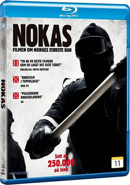 Ограбление / Nokas (2010/HDRip/1400Mb)