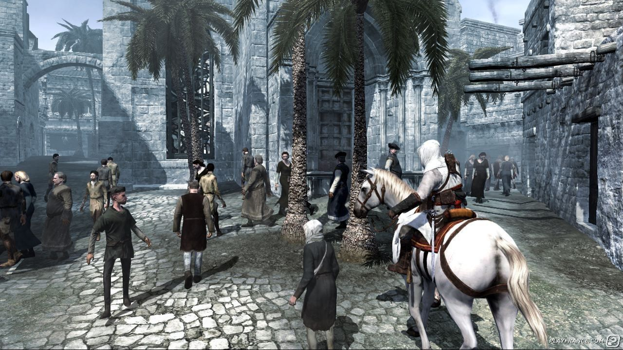 [XBOX360] Assassin's Creed [2007/ENG]