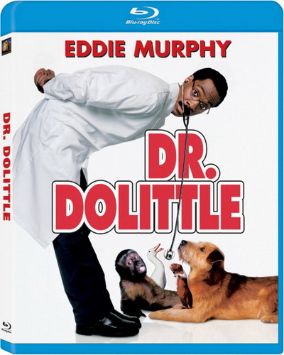 Доктор Дулиттл / Doctor Dolittle (1998) BDRip 720p