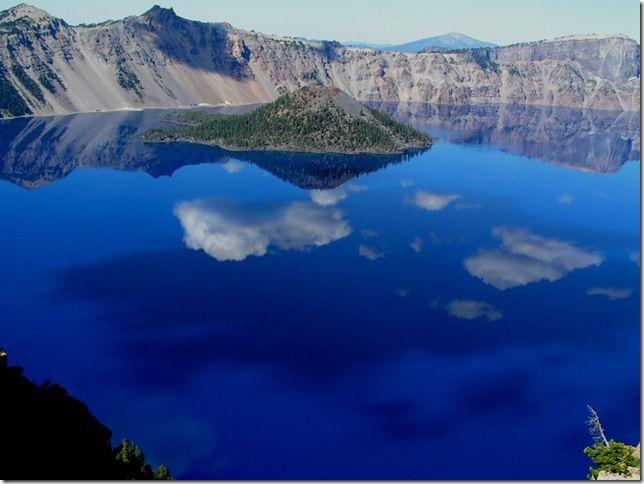 Крейтер - Озеро легенда