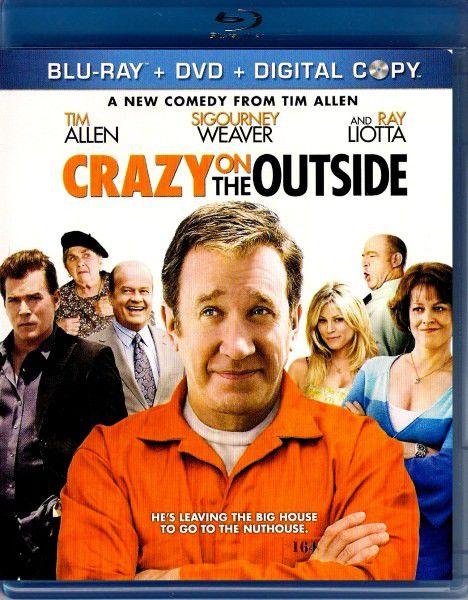 Сумасшедший на воле / Crazy on the Outside (2010/HDRip)