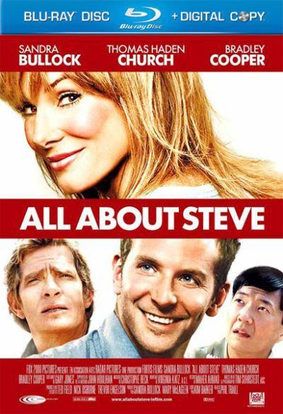 Всё о Стиве / All About Steve (2009/HDRip/1400Mb)
