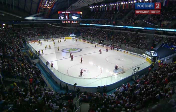 Смотреть онлайн Канада - Швеция Чемпионат мира по хоккею 2011 | Группа F | 3-й тур