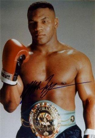 Лучшие нокауты молодого Тайсона / Mike Tysons Greatest Hits