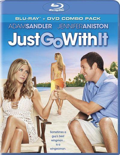 Притворись моей женой / Just Go with It (2011/HDRip)