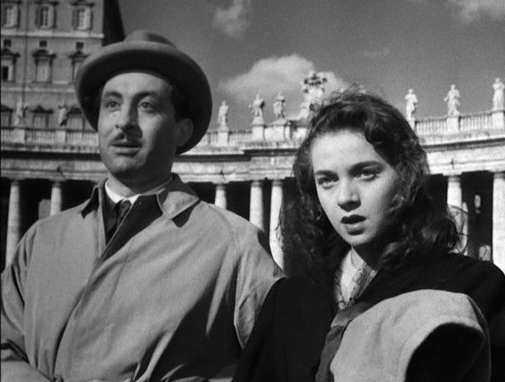 ����� ���� / Lo sceicco bianco (1952) [DVDRip]