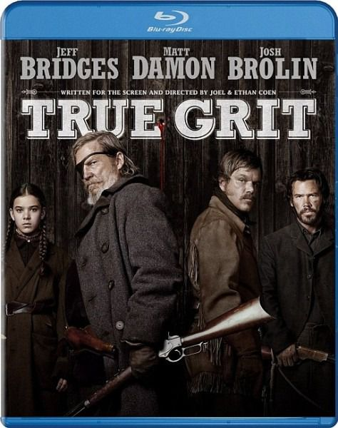 Железная хватка / True Grit (2010/HDRip/2100Mb/1400Mb/BDRip/720p)
