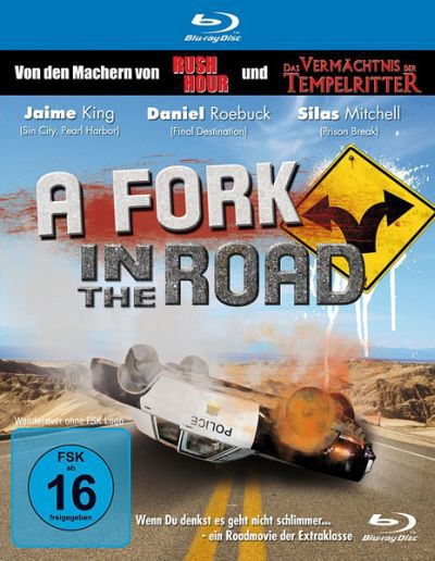 Развилка на дороге / A Fork in the Road (2010) HDRip