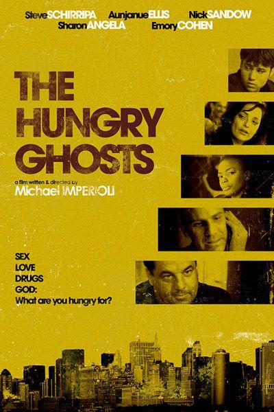 Голодные приведения / The Hungry Ghosts (2009) DVDRip