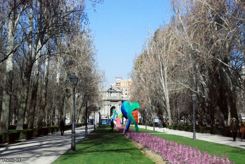 Парк Ретиро