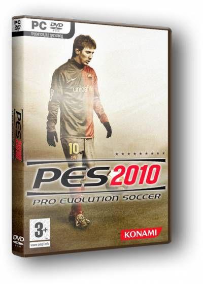 Pro Evolution Soccer 2010(2009)[Repack]
