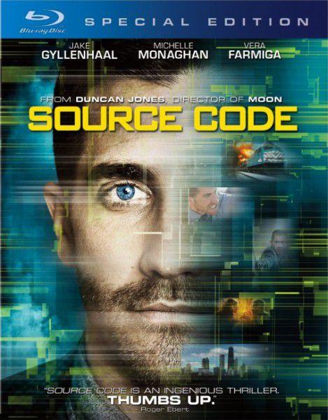 Исходный код / Source Code (2011/HDRip)