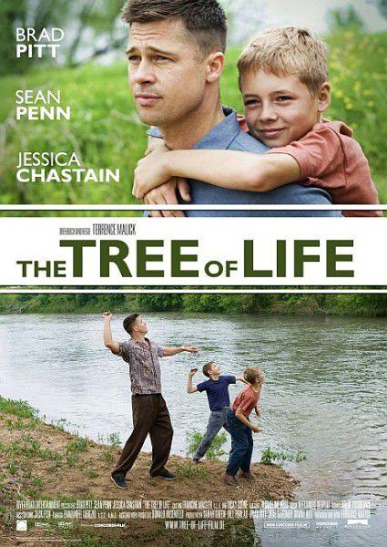 Древо жизни / The Tree of Life (2011/TS/1400Mb/700Mb)