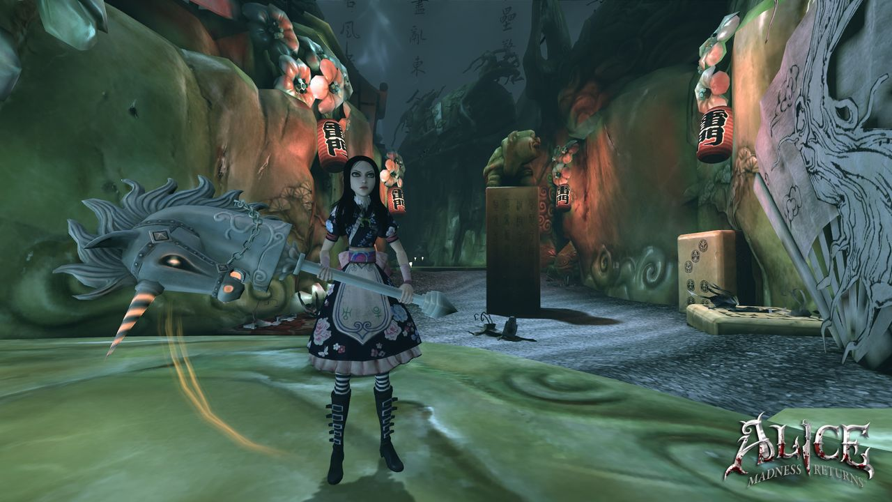 [XBOX360] Alice: Madness Returns [2011/RUS]