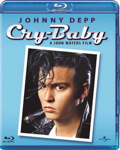 Плакса / Cry-Baby (1990) BDRip 720p
