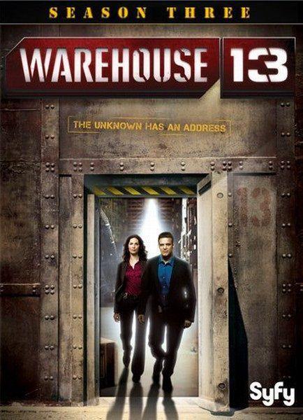 Хранилище 13 / Warehouse 13 (3 сезон/2011/WEBDLRip)