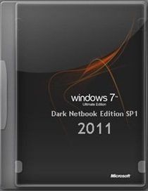Windows 7 Dark Ultimate x86 SP1 + Ativador