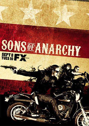 Дети Анархии (Сыны Анархии) / Sons of Anarchy (2 сезон/2009) HDTVRip