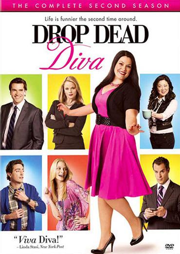 До смерти красива / Drop Dead Diva (2 сезон/2010) HDTVRip/WEB-DLRip