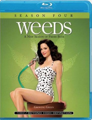 Косяки / Weeds (4 сезон/2008) HDRip