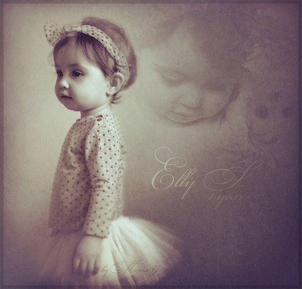 Elly . Работы от Maria Gvedashvili
