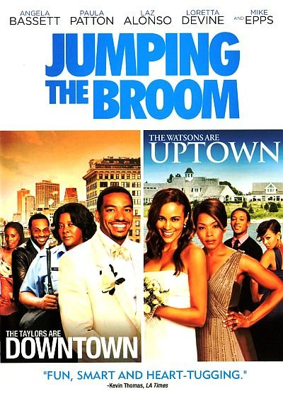 ��������� �������� / Jumping the Broom (2011) DVD5