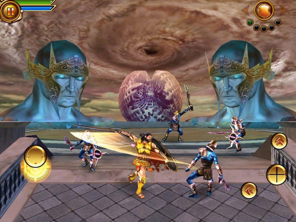 Hero Of Sparta HD For Galaxy Tab V3 4 0 Iconia Tab V3 0 9