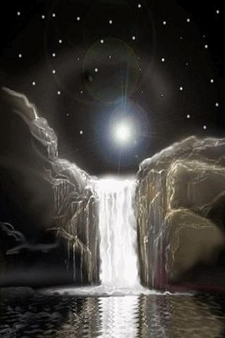 Mystic Waterfall Live Wallpaper V1 Htcmania